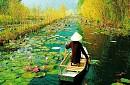 Tour Du Lịch: Sài Gòn - Vĩnh Long - An Giang - Kiên Giang - Cần Thơ - Sài Gòn