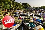 Tour Du Lịch Hà Nội - Sài Gòn - Mỹ Tho - Cần Thơ