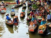 Tour Du Lịch Miền Tây 1 Ngày: Chợ Nổi Cái Răng - Vườn Trái Cây