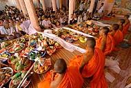 Trải nghiệm Lễ hội Chol Chnam Thmay của người Khmer