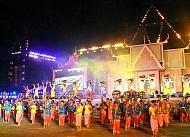 Trải nghiệm Lễ hội Đôn Ta của người Khmer