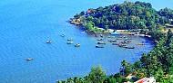 Toàn cảnh Quần đảo Hà Tiên - Đảo Hải Tặc