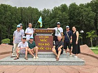 VMT40. Tour Hà Nội - Cần Thơ - Sóc Trăng - Bạc Liêu - Châu Đốc - 4 Ngày