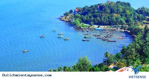 Quần đảo Hà Tiên - Đảo Hải Tặc