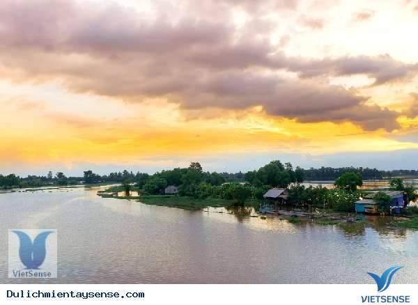 Sông Vàm Cỏ Đông - Ảnh 1